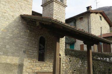 Chiesa Benago Frazione di Sedrina