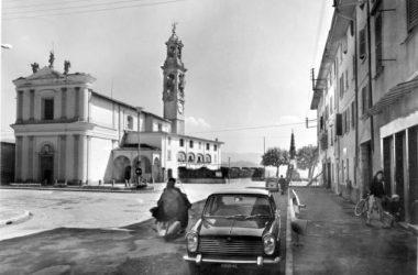 Chiesa Brembate Sopra anni 60