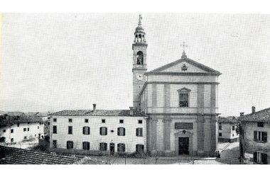 Chiesa Curno 1927