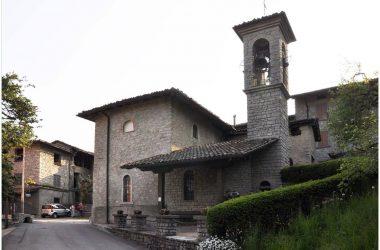 Chiesa Frazione Benago Sedrina