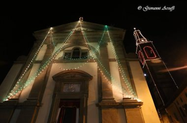 Chiesa Illuminata Bonate Sotto