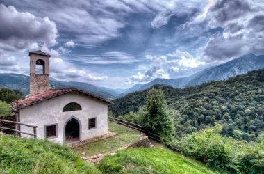 Chiesa Ludovico di Tolosa – Camerata Cornello Bergamo