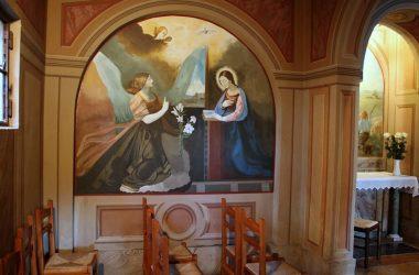 Chiesa Madonna di Fatima a Marne - Filago