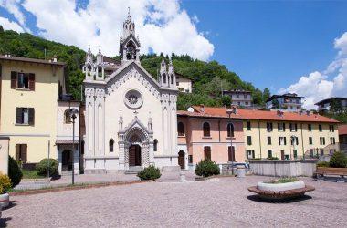 Chiesa Parre Bg