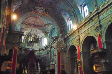 Chiesa ParrocchialeSan Salvatore - Almenno San Salvatore