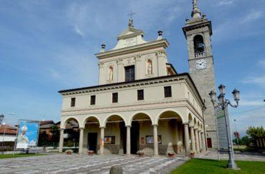 Chiesa Parrocchiale di Santa Maria d'Oleno di Sforzatica