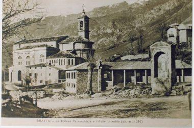 Chiesa Parrocchiale e Asilo Castione Della Presolana