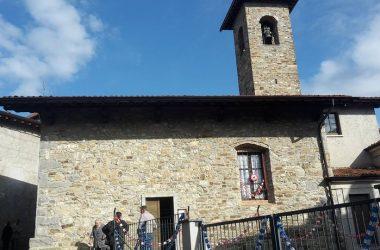 Chiesa San Defendente a Favirano - Torre de Busi