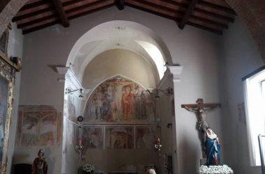 Chiesa San Defendente a Favirano - Torre de Busi Bergamo