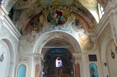 Chiesa San Giovanni Battista a Sogno - Torre de Busi