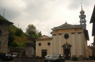 Chiesa San Giovanni Villa d'Ogna