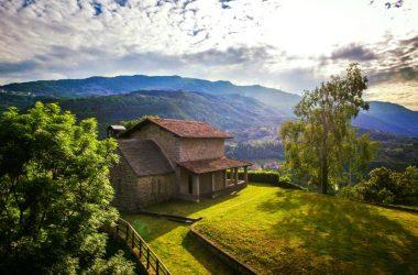 Chiesa Santa Maria Elisabetta localita' Mortesina Capizzone