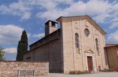 Chiesa Santa Maria della Consolazione- Almenno San Salvatore