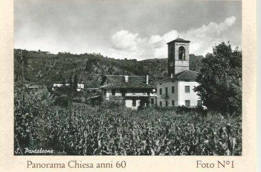 Chiesa Scanzorosciate anni 60