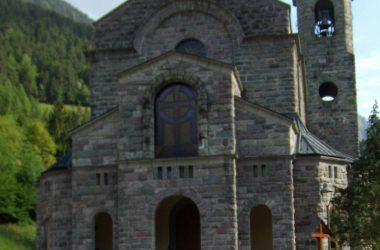 Chiesa Tezzi Gandellino