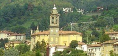 Chiesa Villa d'Adda