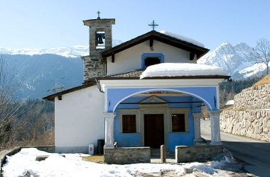 Chiesa a Vilminore di Scalve