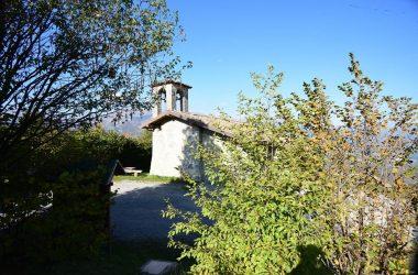 Chiesa di Barbata (Colzate) Bg