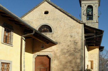 Chiesa di Blello Bergamo