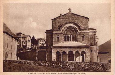 Chiesa di Bratto 1939 Castione Della Presolana