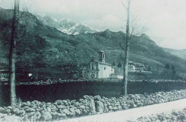 Chiesa di Bratto Castione Della Presolana