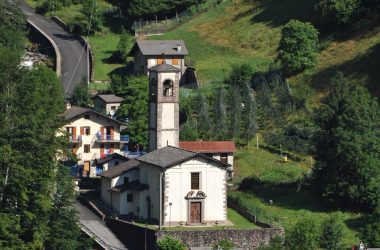 Chiesa di Ornica