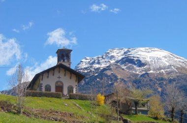 Chiesa di S. Maria Elisabetta a Gromo