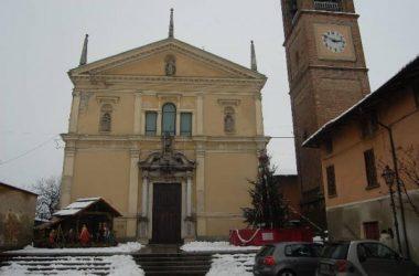 Chiesa di S. Michele Arcangelo Antegnate