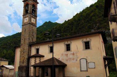 Chiesa di San Bartolomeo Cassiglio