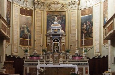 Chiesa di San Cornelio e Cipriano Martiri - Albano Sant'Alesandro