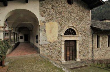 Chiesa di San Giacomo e San Vincenzo a Gromo