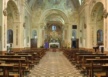 Chiesa di San Giovanni Battista a Sogno - Torre de Busi