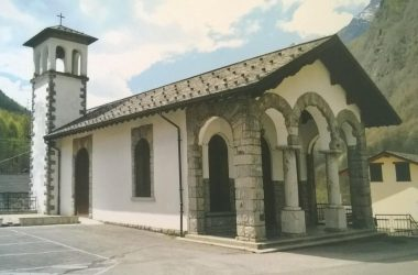 Chiesa di San Giuseppe e San Defendente della Frazione di Gavazzo - Valbondione