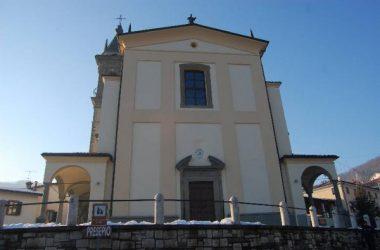 Chiesa di San Marco Foresto Sparso