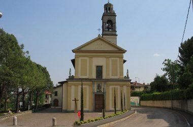 Chiesa di San Rocco Barzana