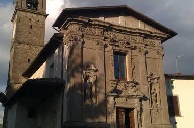 Chiesa di San Rocco a Gromlongo frazione Di Palazzago (Bergamo)