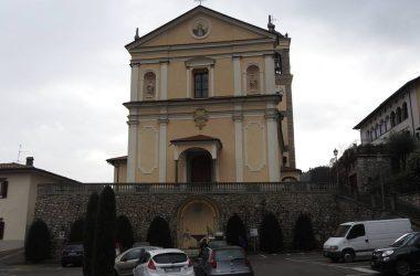 Chiesa di San Rocco ad Adrara San Rocco