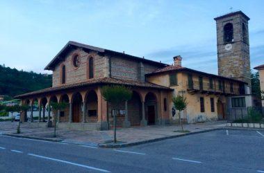 Chiesa di San pietro Scanzorosciate