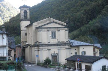 Chiesa di Sant' Antonio Abate di Fiumenero Valbondione