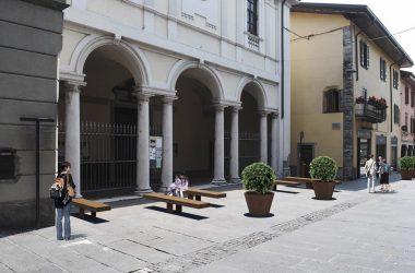 Chiesa di Sant'Anna Via Mazzini di Albino