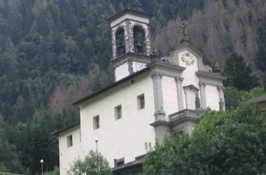 Chiesa di Trabuchello Frazione Isola di Fondra