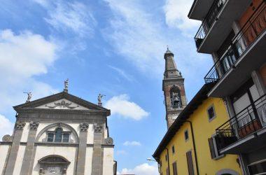 Chiesa e Campanile di Bonate Sotto