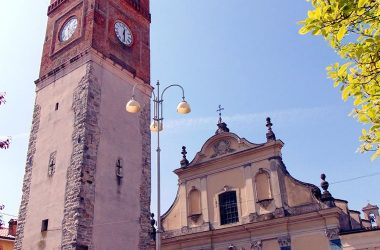 Chiesa e Comun Nuovo BG Torre Gibellina del XII -XVII