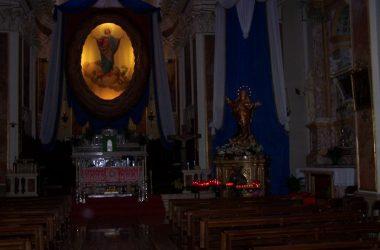 Chiesa festa dell'assunta Brembate Sopra