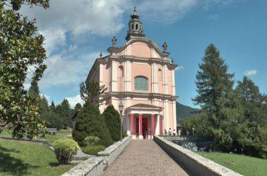 Chiesa parrocchiale Castione della Presolana