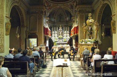 Chiesa parrocchiale di Barzana