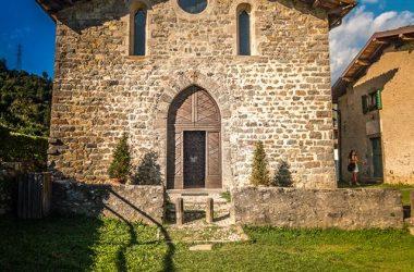 Chiesa storica Camerata Cornello
