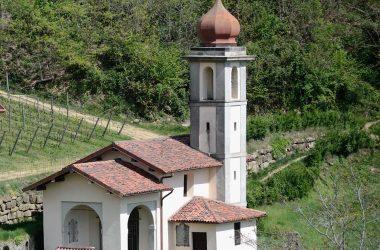 Chiesetta Alpina a Tassodine Monte Canto , Villa D'adda