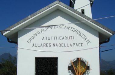 Chiesetta Alpini Scanzorosciate