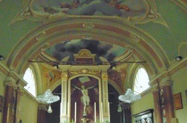 Chiesetta cristo morente Valsecca